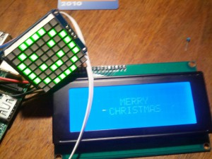 LCD und LED