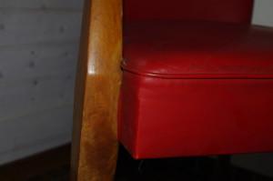 Detail Stuhl